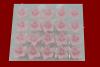 Lilijka różowa - kwiaty cukrowe - 20 szt.