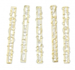 FMM - Wykrawaczki do ozdób duże litery i cyfry ozdobne