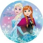 Modecor - opłatek na tort okrągły Kraina Lodu 3 (Frozen)