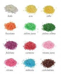 Posypka waflowa 25g - różne kolory
