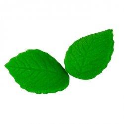 Listki cukrowe zielone średnie 100 szt.