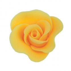Róża Mini Max 20 szt. żółty