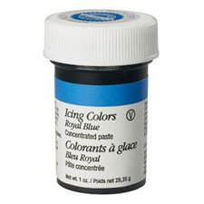 Wilton - Royal Blue Barwnik spożywczy Niebieski ciemny