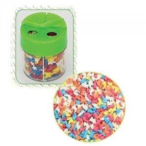 Posypka dekoracyjna confetti delfinki kolorowe 15g