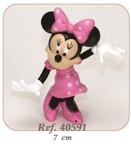 Kardasis - figurka na tort Myszka Minnie