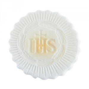 Hostia - dekoracja cukrowa na tort 1 szt.