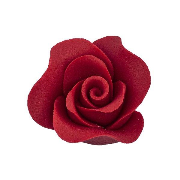 Róża Mini Max 20 szt. bordowa