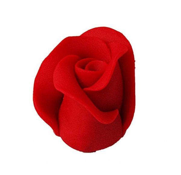 Róża duża 22 szt. czerwona
