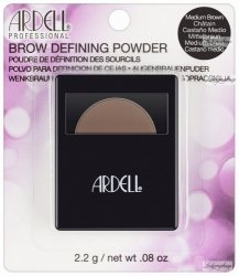 ARDELL Brow Defining Powder - Średni Brąz