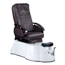 Fotel do pedicure z masażerem BR-3820D Brązowy BS