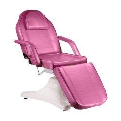Fotel kosmetyczny hydrauliczny BD-8222 Wrzos BS