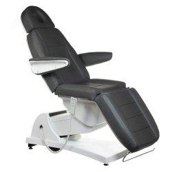 Elektryczny fotel kosmetyczny Bologna BG-228 szary BS