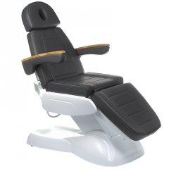 Fotel kosmetyczny elektryczny Lux BW-273B Szary BS