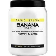 Stapiz Basic Salon Maska Banana 1000ml