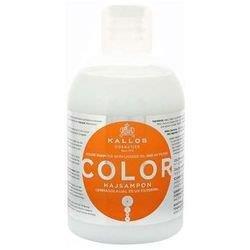 KALLOS KJMN - Szampon do włosów farbowanych Color 1000 ml