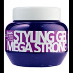 KALLOS - Żel Mega Hold Styling Gel - fioletowy 275 ml