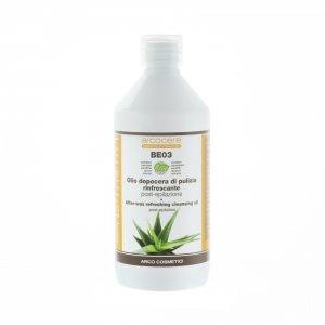 Oliwka po depilacji BE03 500 ml - Aloesowa
