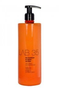 KALLOS Lab 35 Odżywka volume 500ml Hair conditioner for volume and gloss NOWOŚĆ