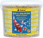 Tropical Koi & Goldfish Basic Sticks 5l/450g