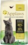 Applaws Senior Sucha karma dla starszych kotów z kurczakiem i warzywami 7,5kg