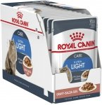 Royal Canin Ultra Light w sosie 12x85g