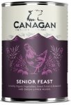 Canagan Dog Senior Feast - puszka 400g