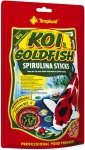 Tropical Koi&Goldfish Spirulina Sticks - worek 5l