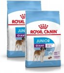 Royal Canin Giant Junior 2x15kg (30kg)