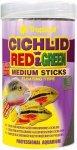 Tropical Red & Green Medium Sticks 250ml/90g