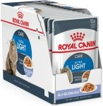 Royal Canin Ultra Light w galaretce 12 saszetek po 85g