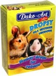 Dako-Art Dropsy miodowe 75g dla królików i gryzoni