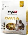 Tropifit Premium Plus Cavia - pokarm dla świnki morskiej 750g