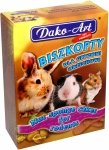 Dako-Art Biszkopty orzechowe 50g dla gryzoni