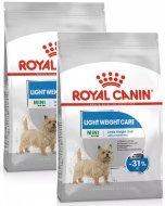 Royal Canin Mini Light Weight Care 2x8kg (16kg)