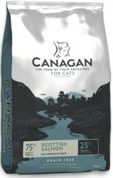 Canagan Scottish Salmon Cat 375kg