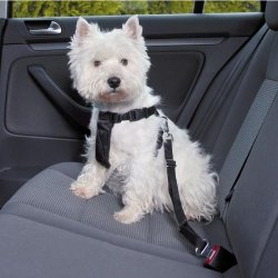 Trixie 1290 Szelki samochodowe dla psa S