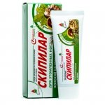 Skipilar Cream Balm for Tired Legs with Chestnut and Horsetail