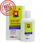 Stop Demodex Shampoo for Treatment of Scalp Demodicosis