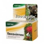 Eucalyptus (Eucalyptus globulus) 60 tbl., Eucalyptin