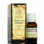 Olejek Geraniowy (Geranium, Pelargonium), 100% Naturalny