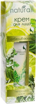 Whitening Facial Cream Parsley & Lime, 40ml