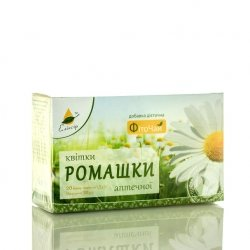 Chamomile Herbal Tea, 20 teabags