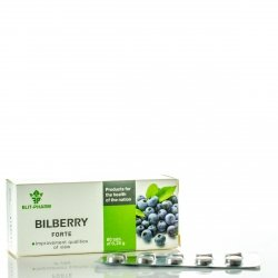 Bilberry Extract 200 mg/80 tab.