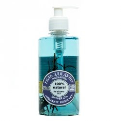 Shower Gel Rosemary, 100% Natural