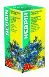 Neurin Herbal Drops, Ekomed Phyto Concentrate