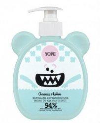 Pineapple & Coconut Natural Antibacterial Baby Hand Soap, Yope