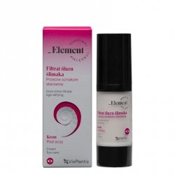 Eye cream with Snail Slime, Element