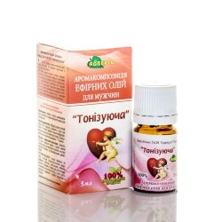 Toning Essential Oil Blend, Adverso, 100% Natural