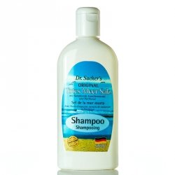 Dead Sea Salt Shampoo, 200ml