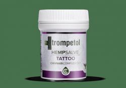 Hemp Salve Tattoo Ointment Trompetol, 50ml